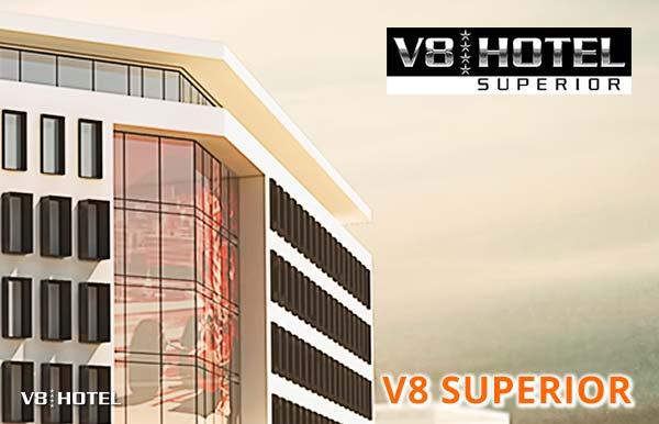 Ab 2017: V8 Hotel Superior