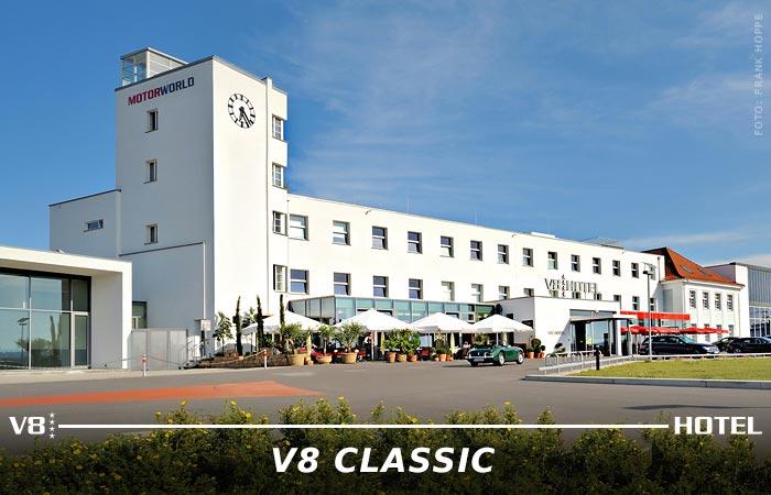 V8 Hotel Classic - Böblingen bei Sindelfingen bei Stuttgart