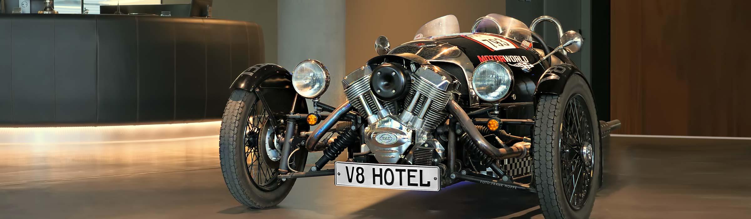 Themenhotel Motorworld Stuttgart