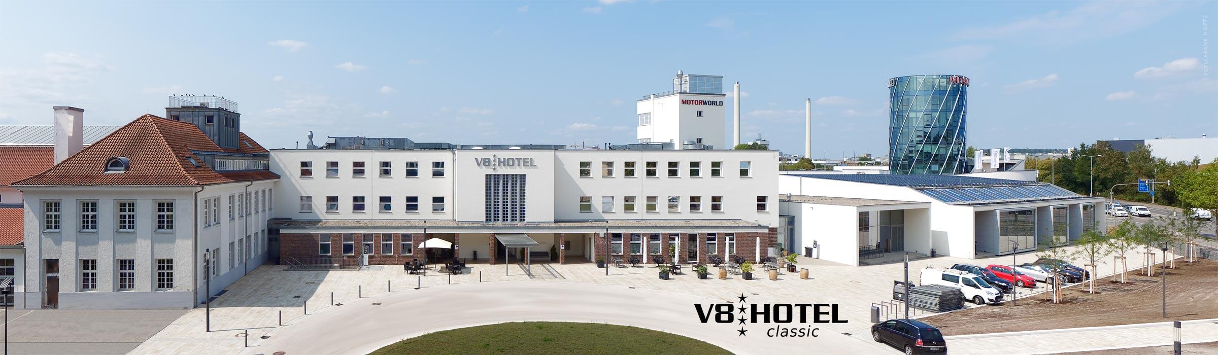 V8 HOTEL Classic Region Stuttgart