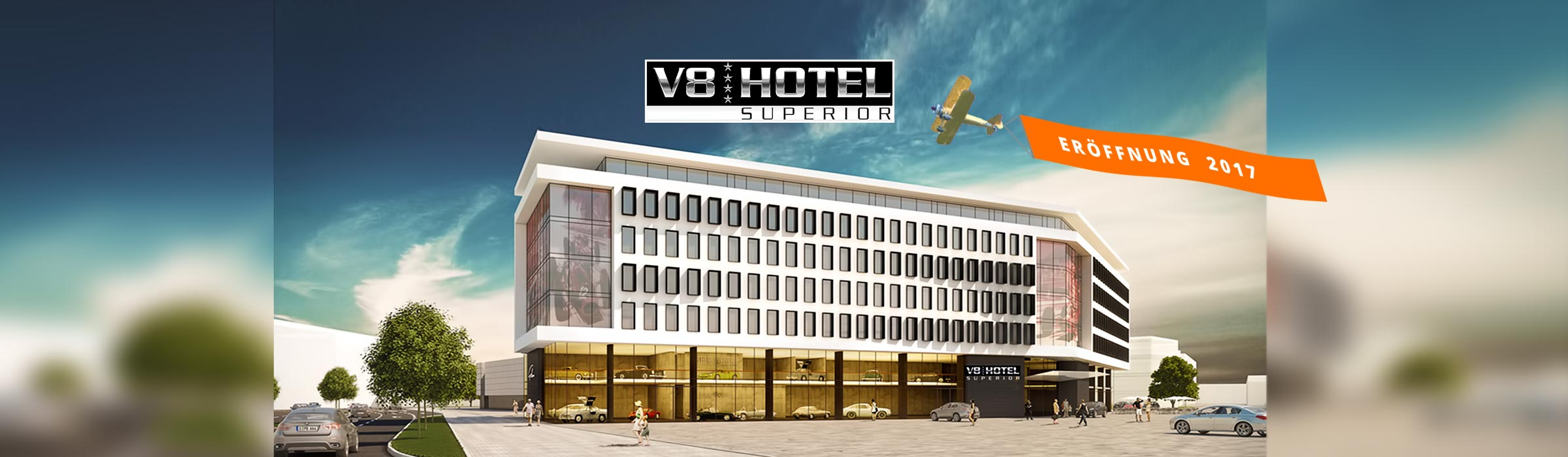 V8 Hotel Superior Region Stuttgart