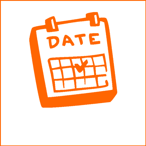 DATES AND EVENTS