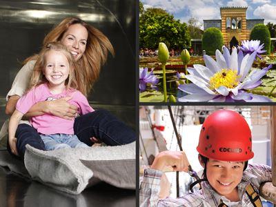 V8 Hotel Familien Spaß für alle