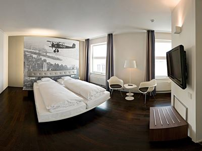 V8 Hotel Doppel zur Einzelnutzung